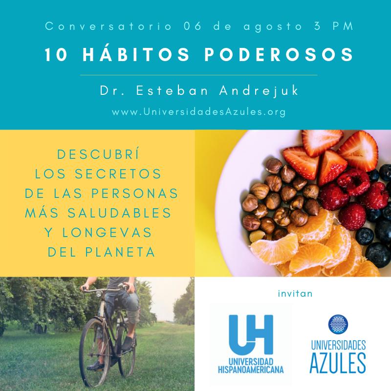 UH : UA - 10 HÁBITOS PODEROSOS